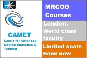 MRCOG courses london